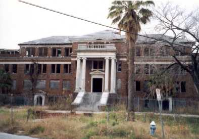 Haunted Past Jefferson Davis Hospital By Bou C Boeun A
