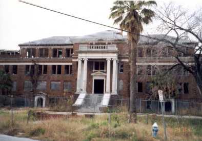 haunted past jefferson davis hospital by bou c boeun a